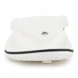 Japonki Crocs Crocband Flip W 11033-100 białe 1