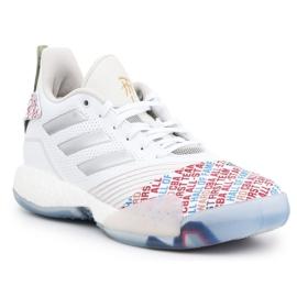 Buty do koszykówki Adidas Tmac Millenium M EF1869 białe białe 3