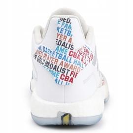 Buty do koszykówki Adidas Tmac Millenium M EF1869 białe białe 5