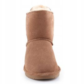 Buty BearPaw Mia Jr 2062Y-220 Hickory Ii białe brązowe 1