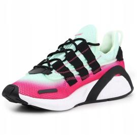 Buty adidas Lxcon W EE5897 różowe wielokolorowe 2