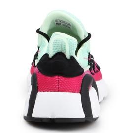 Buty adidas Lxcon W EE5897 różowe wielokolorowe 5