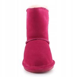 Buty Bearpaw Mia Toddler Jr 2062T-671 Pom Berry różowe 1