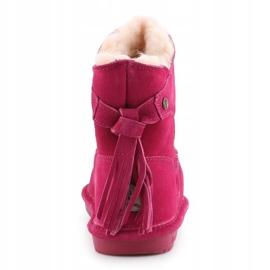 Buty Bearpaw Mia Toddler Jr 2062T-671 Pom Berry różowe 5