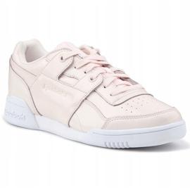 Buty Reebok W/O Lo Plus Iridescent W CM8951 różowe 3