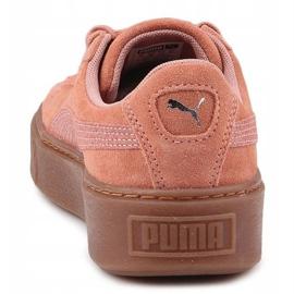 Buty Puma Suede Platform Animal W 365109 02 różowe 4