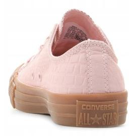 Buty Converse Ctas Ox W 157297C różowe 7