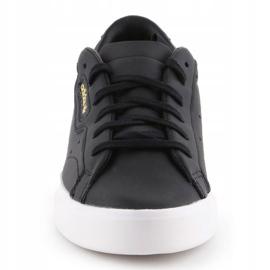 Buty adidas Sleek W CG6193 czarne 1