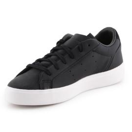 Buty adidas Sleek W CG6193 czarne 2