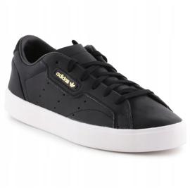 Buty adidas Sleek W CG6193 czarne 3