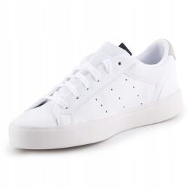 Buty adidas Sleek W DB3258 białe 2
