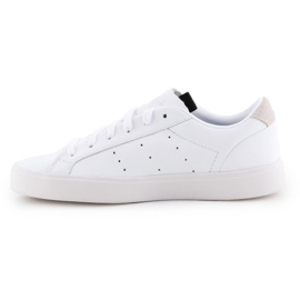 Buty adidas Sleek W DB3258 białe 4