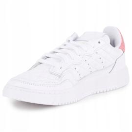 Buty adidas Supercourt W EF5925 białe 2
