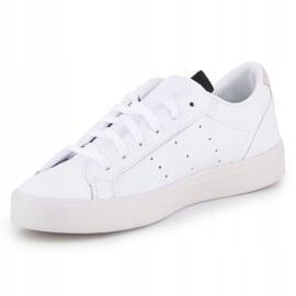 Buty adidas Sleek W EF4935 białe 2