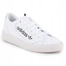 Buty adidas Sleek W EF4935 białe 3