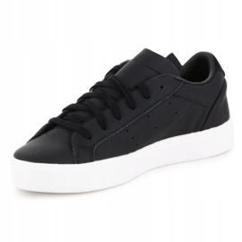 Buty adidas Sleek W EF4933 czarne 2