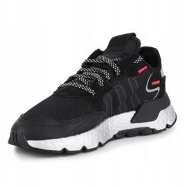 Buty adidas Nite Jogger W FV4137 czarne 2