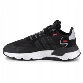 Buty adidas Nite Jogger W FV4137 czarne 4