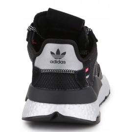 Buty adidas Nite Jogger W FV4137 czarne 5