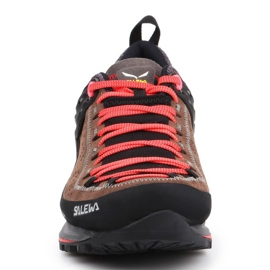 Buty Salewa Ws Mtn Trainer 2 Gtx W 61358-0480 brązowe czarne 1