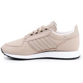 Buty adidas Forest Grove W EE8967 różowe 4