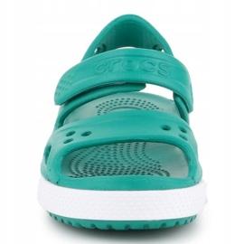 Sandały Crocs Crocband Ii Sandal Kids 14854-3TV niebieskie 1