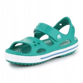 Sandały Crocs Crocband Ii Sandal Kids 14854-3TV niebieskie 2