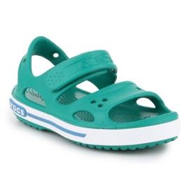 Sandały Crocs Crocband Ii Sandal Kids 14854-3TV niebieskie 3