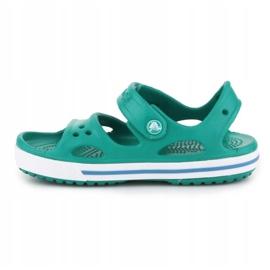 Sandały Crocs Crocband Ii Sandal Kids 14854-3TV niebieskie 4