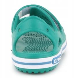 Sandały Crocs Crocband Ii Sandal Kids 14854-3TV niebieskie 5