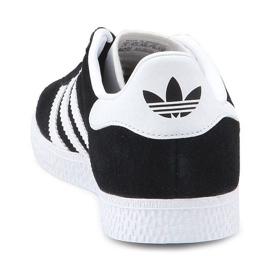 Buty adidas Gazelle C Jr BB2507 czarne niebieskie 5
