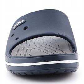 Klapki Crocs Crocband Slide 205733-462 granatowe 1