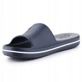 Klapki Crocs Crocband Slide 205733-462 granatowe 2