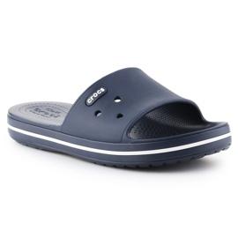 Klapki Crocs Crocband Slide 205733-462 granatowe 3
