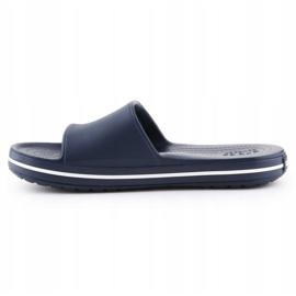 Klapki Crocs Crocband Slide 205733-462 granatowe 4