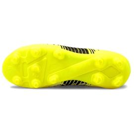 Buty piłkarskie Puma Future Z 3.1 Fg Ag Junior żółte 106395 01 5
