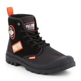 Buty Palladium Hi Change W 76648-001-M czarne 3