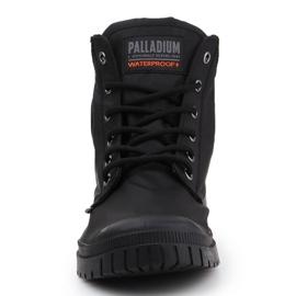 Buty Palladium Pampa SP20 Cuff Waterproof W 76835-008-M czarne 1