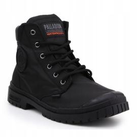 Buty Palladium Pampa SP20 Cuff Waterproof W 76835-008-M czarne 3