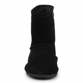 Buty BearPaw Emma Toddler Zipper Jr 608TZ Black Neverwet czarne 1