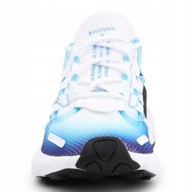 Buty adidas Lxcon Jr EE5898 czarne niebieskie 1