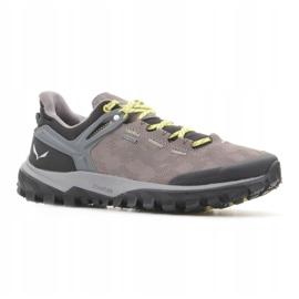 Buty Salewa Wander Hiker Gtx W 63461 2460 szare 2