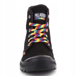 Buty Palladium Pampa Pride Black/Rainbow W 76521-054-M czarne 1