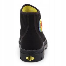 Buty Palladium Pampa Pride Black/Rainbow W 76521-054-M czarne 5