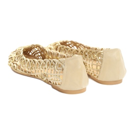 Vices 3275-14 Beige 36 41 beżowy 2