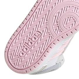 Buty adidas Hoops Mid 2.0 I Jr FY9290 czerwone 4