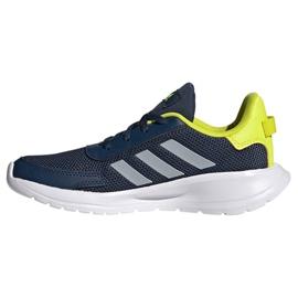Buty adidas Tensaur Run K Jr FY7286 niebieskie 1