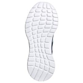 Buty adidas Tensaur Run K Jr FY7286 niebieskie 2