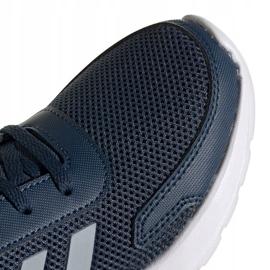 Buty adidas Tensaur Run K Jr FY7286 niebieskie 3