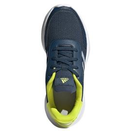 Buty adidas Tensaur Run K Jr FY7286 niebieskie 4